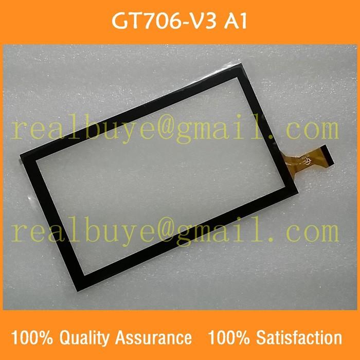 Панель для планшета gt706/v3 7/tablet pc