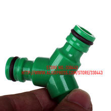 40 Pieces  plastic three way connector install to connectors ABS car wash water connectors standard connectors(China (Mainland))