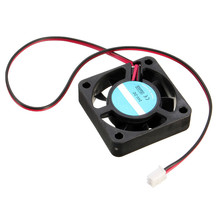 For Reprap 3D Printer Cooling Fan 40x40x10mm 24V DC 6000RPM Mini cooling fan Hotend Electronic/Extruder