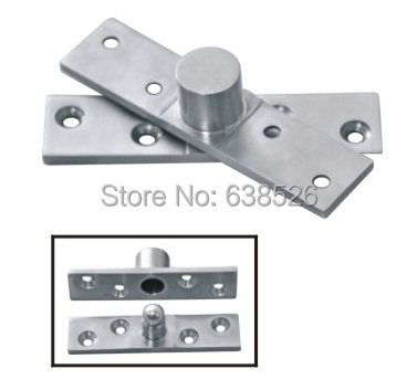 stainless steel pivot hinge door hinge75x14x3.0mm size 1 USD 10.75 per 2 sets(China (Mainland))