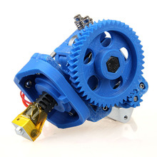 GT3 geeetech 3d printer extruder 0.3/0.35/0.4/0.5mm hotend nozzle for 1.75/3mm PLA/ABS filament free shipping