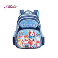 2016 2 4 grade school bag Snow white Ultraman Minions backpack school bags for teenagers character