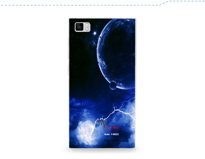 Wholesale 10PCS/LOT Matte Forsted Plain Plastic Back Cover Hard Case FOR Xiaomi Hongmi case Mi case Hard case+Gift(China (Mainland))