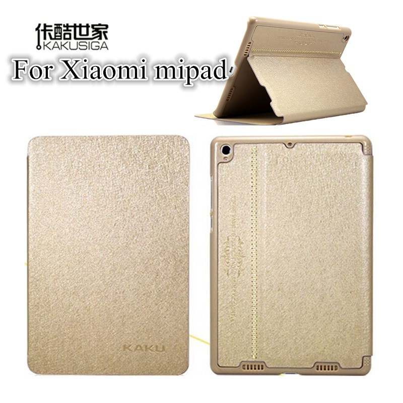 KAKUSIGA Slim Series Xiaomi Mi Pad Leather Case Cover 7.9 inch tablet PC Cases MiPad Stylus - Shenzhen magic Technology Co. Ltd. store