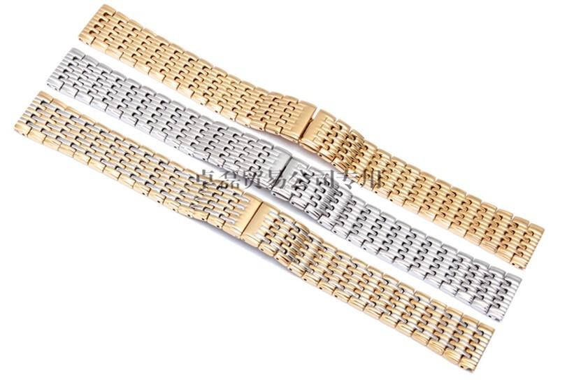 Бесплатная доставка 13 мм 18 мм новый высокое качество прочной нержавеющей ремешок браслеты для бренда