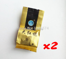 Top grade Da Hong Pao Big Red Robe oolong tea the original gift tea oolong China healthy care dahongpao tea 2pack*10g(China (Mainland))