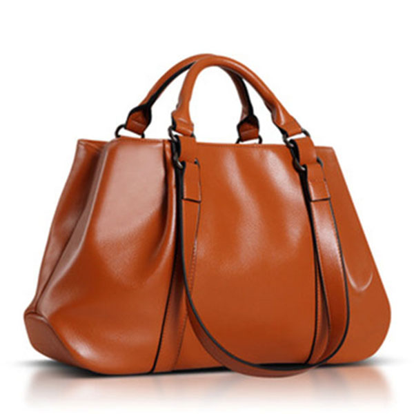 Women bag 2015 genuine pu leather bags handbags women famous brands women leather handbags women shoulder bag tote bag V8G59(China (Mainland))