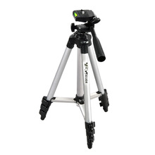 Tripod Photography Portable Lightweight 3-way Head large Tripod For CamcorderDSLRCamera fishing lamp bracket Self-aluminum Frame(China (Mainland))