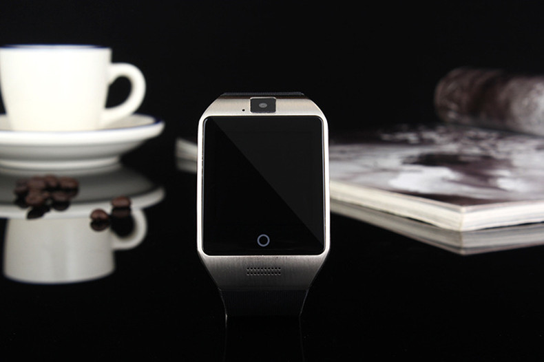 8GB Memory Original APRO Connected Bluetooth Health Clock Wristband Smart Watch Phone for Android iOS PK DZ09 F69 Smartwatch Q18 18