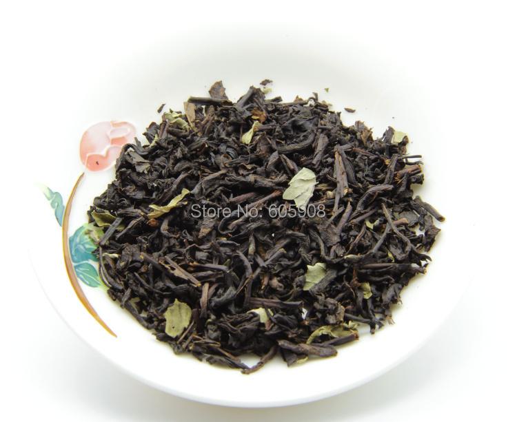 Mint Flavoured,Fragrant 500g Premium Black Tea(China (Mainland))