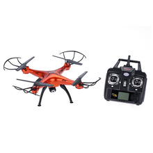 SYMA X5SC 2.4G 4CH 6-Axis Gyro RC Quadcopter RTF Drone with HD 2.0MP Camera Throwing Flight Headless Mode quadrocopter