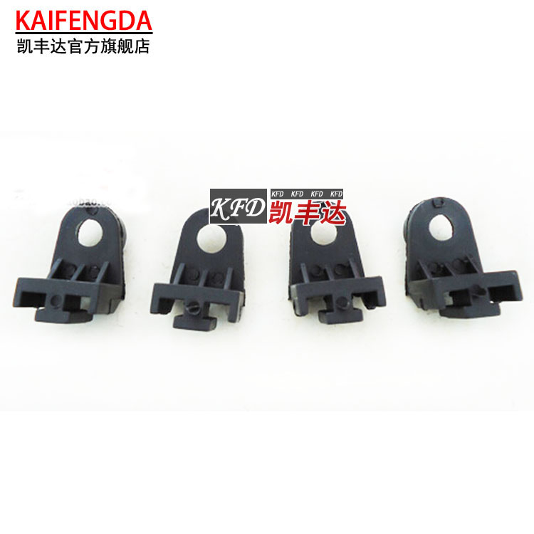 Kai-feng of automotive air-conditioning parts electronic fan bracket fixed leg irons install parts factory direct authentic(China (Mainland))
