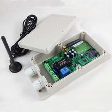 Ac100-240v потребляемая мощность GSM ключ популярные для автоматического открывания двери, раздвижные ворота открывалка для бутылок, распашных ворот открывалка для бутылок, для открывания двери гаража