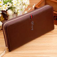 New arrival Brand men s wallet quality guarantee Korean top purse fashion Clutches wallet phone bag