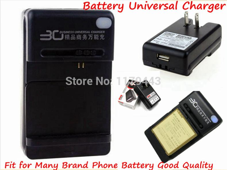 2PCS/lot Black 360 degree rotation 3G Business Battery universal charger With USB Port Output For MOTOROLA XT907 XT890 Razr M 4G(China (Mainland))