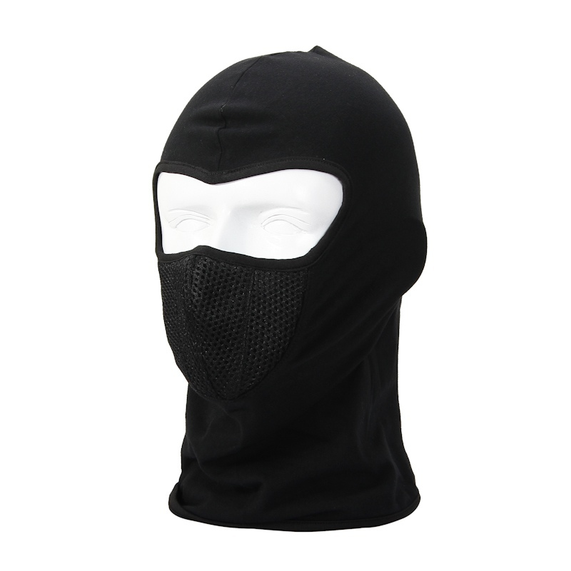 Motorcycle Ski Neck Protecting Outdoor Cotton Balaclava Full Face Mask