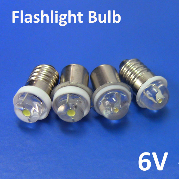 Utility Warehouse Free Light Bulb Replacement Service: Lanterna Led 6v 1w P13.5S E10 Lampada Led Tactical Bulb