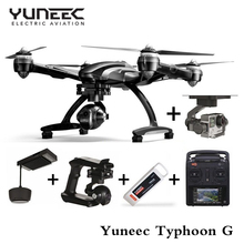 Pre Order Yuneec Typhoon G FPV Quadcopter RTF Drone with Camera Black w/Go Pro MK58 Gimbal & Steady Grip Q500+ RADIO ST10+