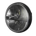 Motorcycle Headlight 7 Round LED Head Light Hi Lo Beam Motorbike Lamp For Harley Electra Glide