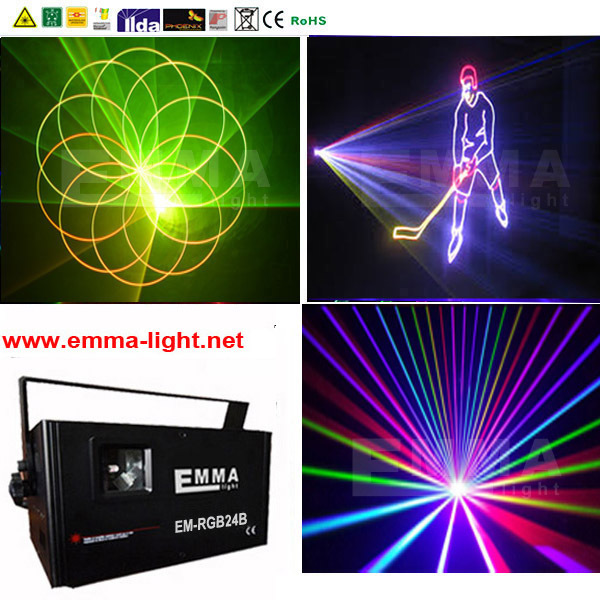 Mini 1.5W Analog RGB laser stage lighting projector with SD Card for outdoor laser light for christmas and holiday(China (Mainland))