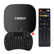 Buy T95D Android TV BOX RK3229 KODI 16.1 1G RAM 8G ROM Android 5.1 2.4G WiFi TV Online Streaming Media Player VS V88 for $33.38 in AliExpress store