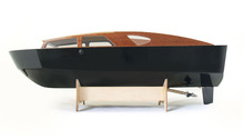 Rock-bottom Price Wooden Yacht / Boat Prince William with Motor, Speed Controller, Servo (the Last 20pcs on sale)(China (Mainland))