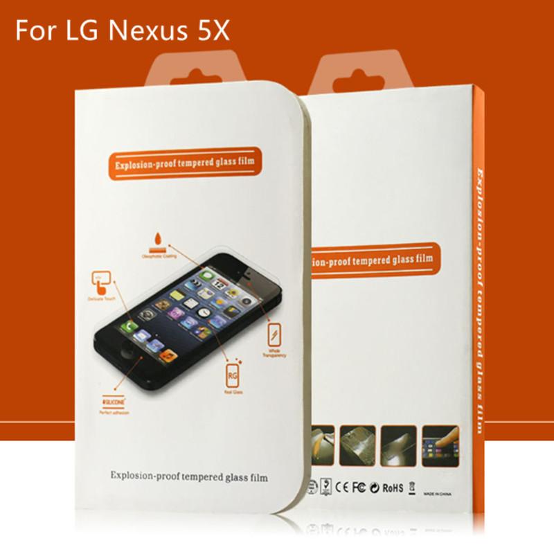 Гаджет  Premium Tempered Glass for LG Nexus 5X Explosion-proof 0.25D 9H Anti-scratch Tough Phone Screen Protector Film None Телефоны и Телекоммуникации