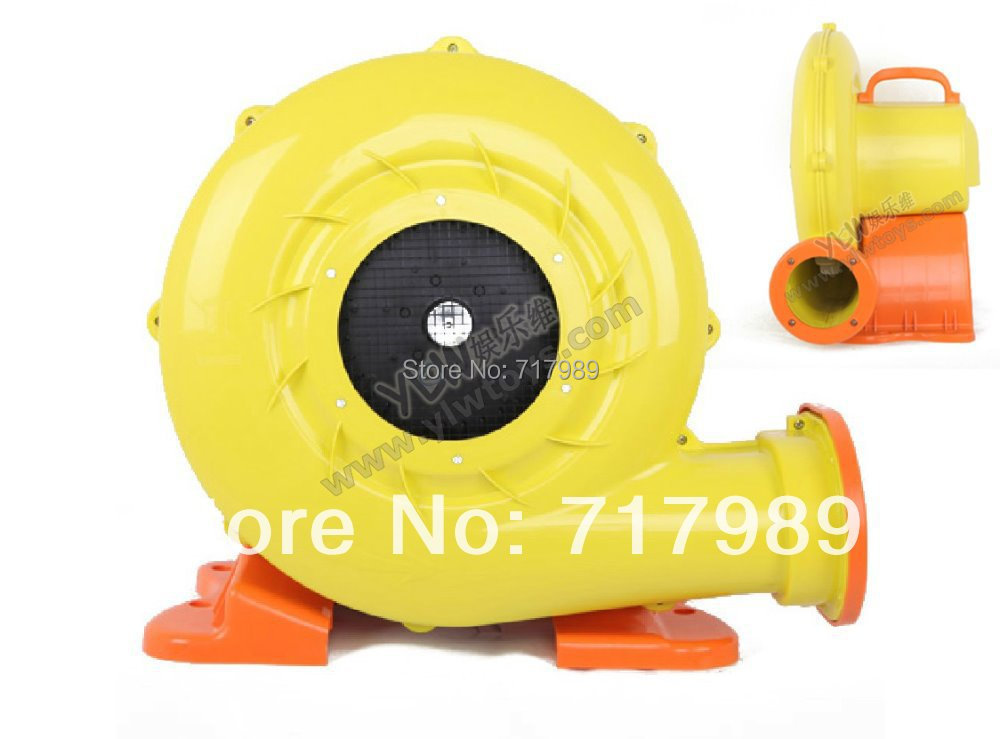 750w CE/UL air blower inflatable toy,electric pump,electric toy - YLW INT'L Amusement Equipment Co.,Ltd store