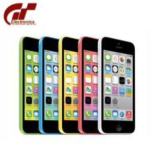Original Apple iPhone 5C Phone 32GB Dual Core IOS 8 4.0″IPS Screen 1GB RAM 8MP 1080P WIFI GPS Unlocked Smartphone USED