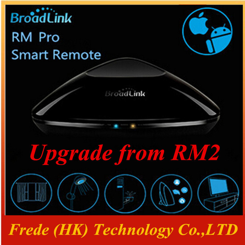 Broadlink RM2 RM-PRO,Intelligent Center for Phone,Smart phone wireless universal remote control electrical appliance,WIFI+IR+RF(China (Mainland))