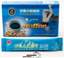 Small grain coffee three flavors in three boxes choose flavors from 8 flavors by your self