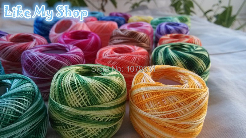 Cotton Stitching Thread Stitch Embroidery Thread
