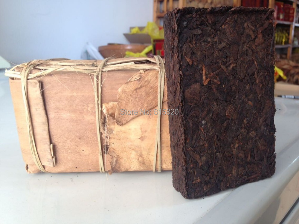 Very old Over 40 years 1973 year 1000g ripe yunnan puer tea Free Shipping