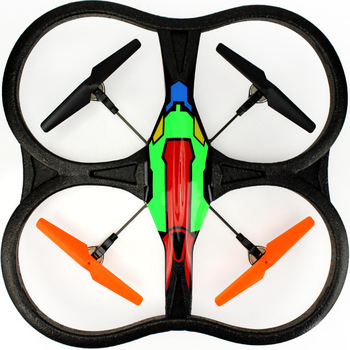 51CM Biggest 2.4G 4.5CH 6-Axis GYRO RC Quadcopter Quadricopter Quad Copter UFO VS Parrot AR.Drone 2.0 V929 V959 V222 Helicopter