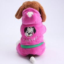 Buy Winter Pet Dogs Coats Puppy Clothes Hooded Small Dog Jumpsuit Animal Warm Jacket Funny Clothing Pet Products 30 for $7.31 in AliExpress store