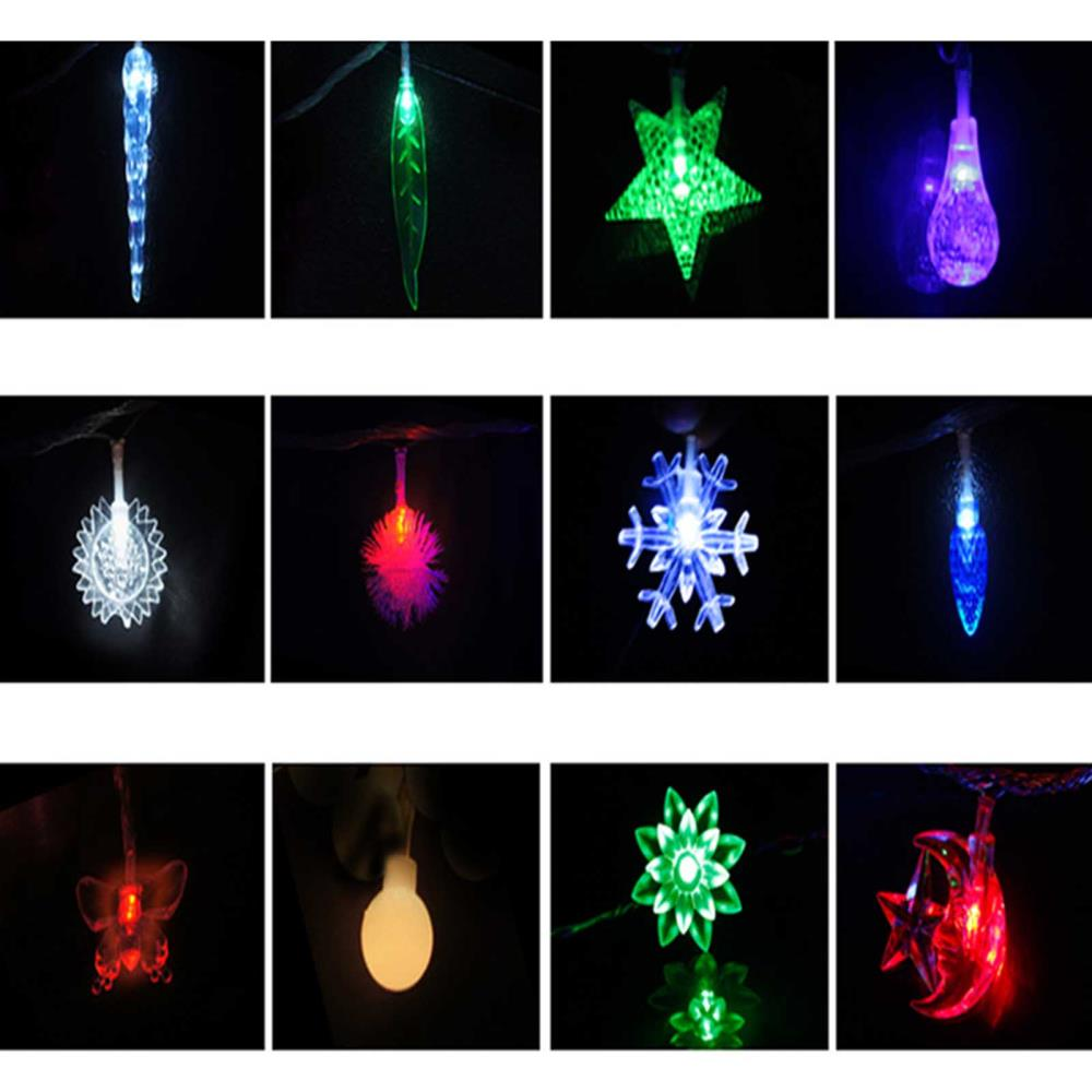 Hot Sale Fairy Lights Bulb LED Flashing String Light for Decor Wedding Christmas Xmas Pendant(China (Mainland))