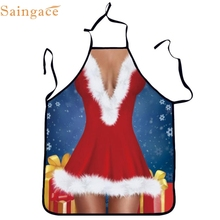 Buy A-5 EV 3 Novelty Cooking Kitchen Apron Funny BBQ Christmas Gift Funny Sexy Party Apron for $4.10 in AliExpress store