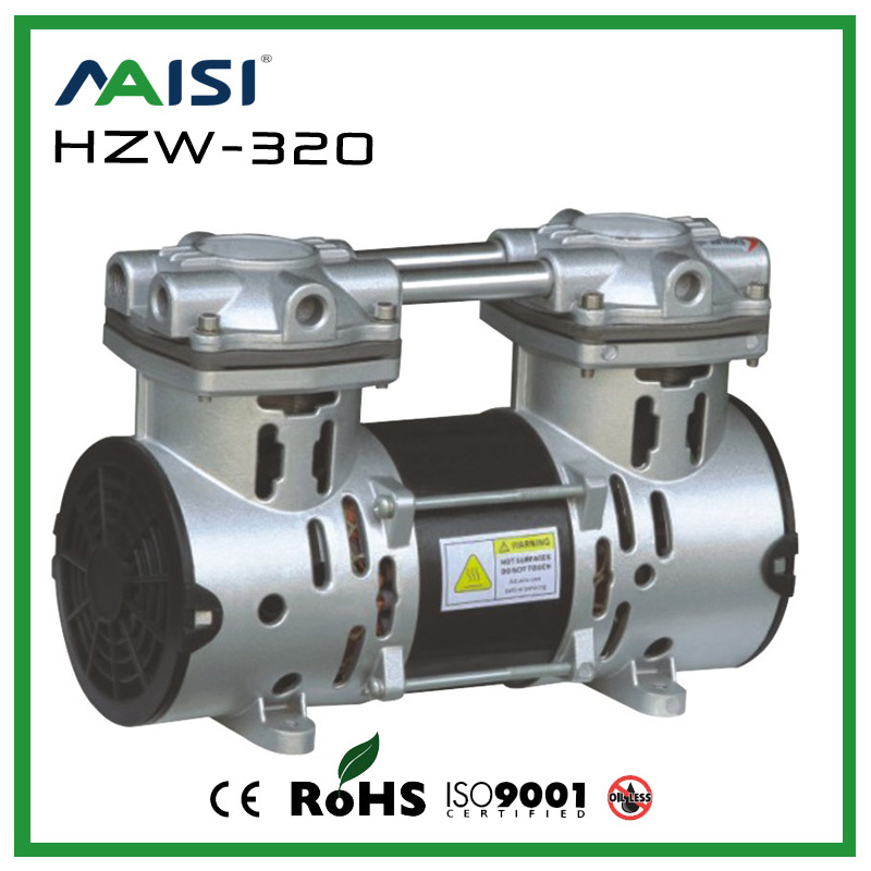 (HZW-320) /220V (AC) 50L/MIN 320 W small electric vacuum pump(China (Mainland))