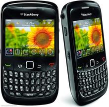 3pcs/lot Hot Sale Original unlocked BlackBerry Curve 8520 smart cellphone, GPS WiFi, QWERTY,free shipping