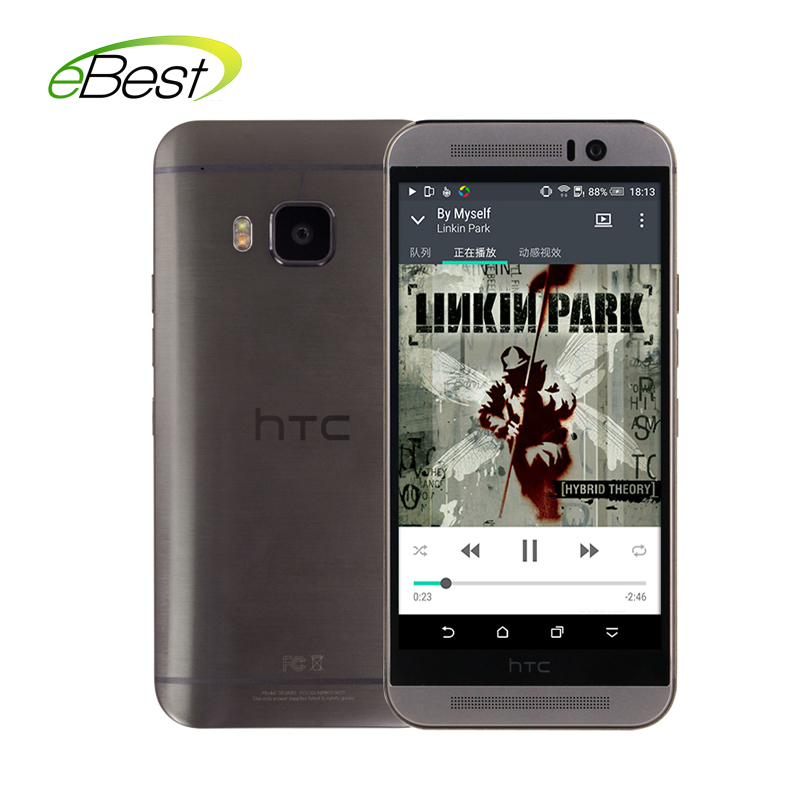 Original HTC One M9 / M9W 4G LTE mobile phone Octa Core Snapdragon 810 3G RAM 32GB ROM 5.0 Inch 1080p 20MP Android smart phone(China (Mainland))