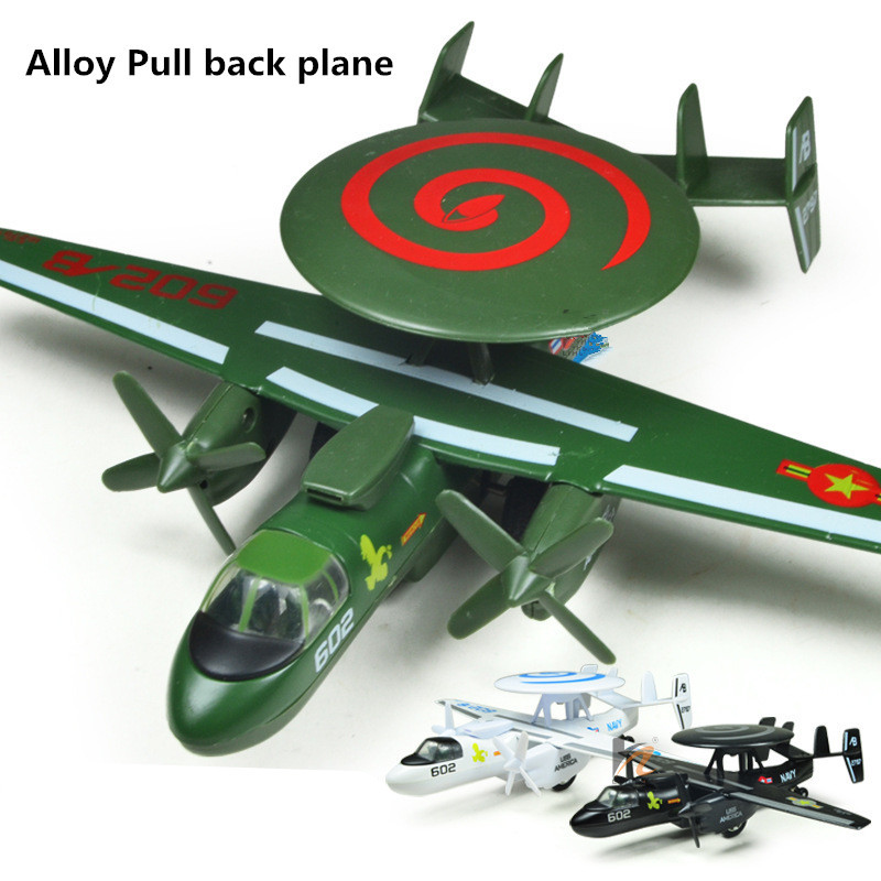 Big sale, alloy Full back Airplane model toy, Diecasts Airplanes toys, free shipping(China (Mainland))