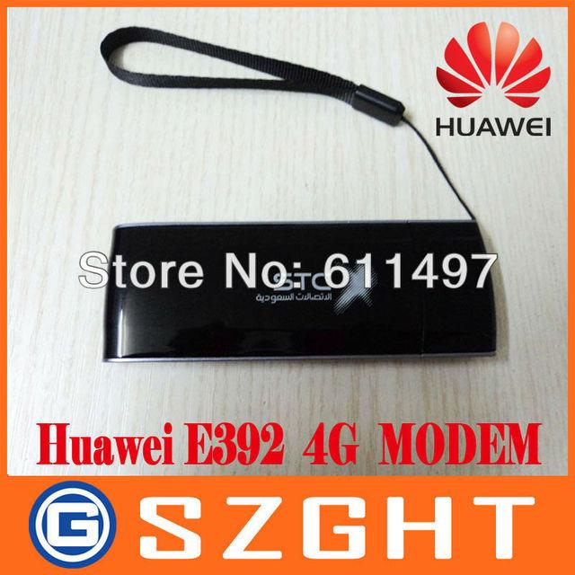 New stock Huawei E392 4G LTE USB Modem E392U 4G data card supports LTE TDD