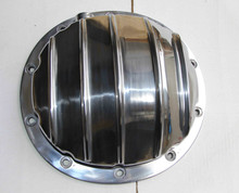 8.5in./8.6in. 10 Bolt Polished Aluminum Cover(China (Mainland))