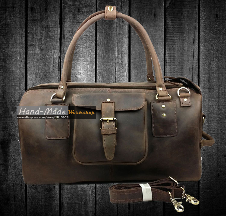 Vintage style high quality 100% genuine leather man handbags durable men bags<br><br>Aliexpress