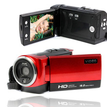 2015 New Arrival 2.7″ LCD 16MP 720P HD Digital Camera Video Recorder Camera 16xDigital ZOOM Handheld DV Free Shipping Wholesale