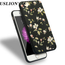 Buy Loving Heart Phone Cases Apple iPhone 7 6 6s Plus 5 5s SE Candy Color Flower Soft TPU Back Cover Case Capa Coque Fundas for $1.37 in AliExpress store