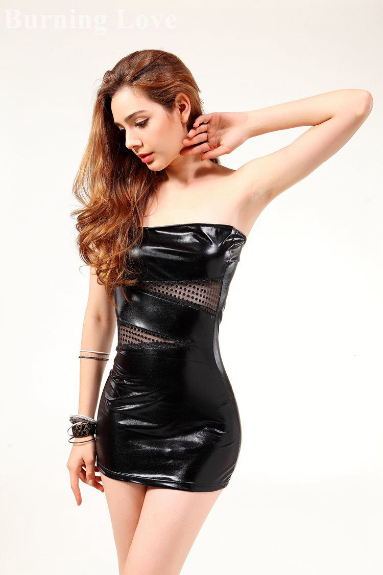 Plus Size Latex Clothing 14