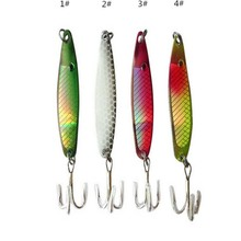 Buy 5 cm 6.5g Fishing Lure Minnow Hard Bait 3 Hooks Jointed Fishing Tackle Lure 3D Eyes Sea Carp Fishing Crank Hard Bait for $2.39 in AliExpress store