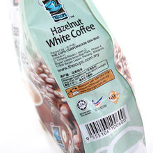 Malaysia imported instant coffee hazelnut flavored white triple cafeteira coffe comida