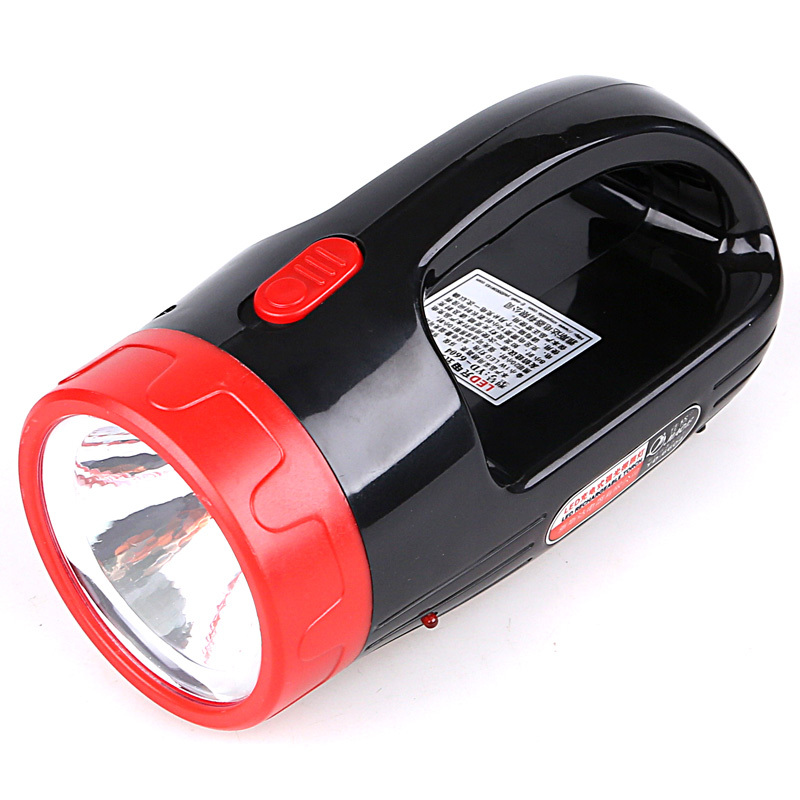 900 lumens LED portable spotlight 1W 900mAh outdoor portable rechargeable led emergency flashlight spotlight for hunting YD-6604<br><br>Aliexpress